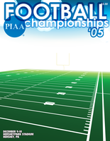 PIAA Football Cover Rough by dragonorion