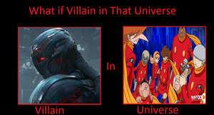 What if Ultron was in Cyborg 009 universe by scott910
