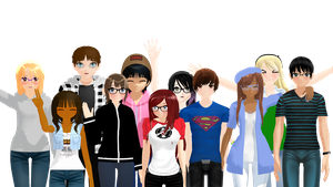 [ MMD ] My Frans by pdiddy200