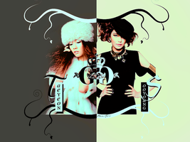 SooTae: Black n White v.2 by aethia321