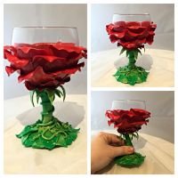 Rose Goblet by LittleCLUUs