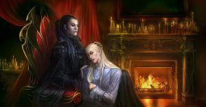 Dance of the Vampires by anndr