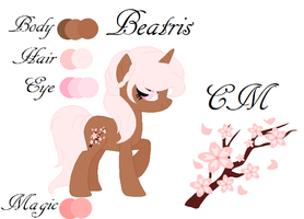 Beatris by OhLilyLover