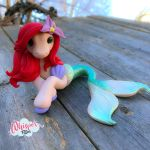 Ariel The Little MerFilly by whisperfillies