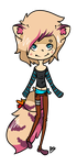 Chibi for Basileusioannis by Abissh
