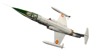 Fighter Jet 03 by Jumpfer-Stock
