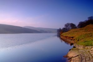 The Goyt Valley by horai