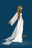 Lady of Light - Galadriel by jjulie98