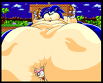 Big Blobby Sonic. by Virus-20