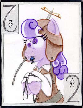The Confused Two of Spades: Screwball by The1King