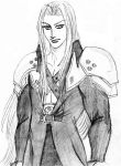 Sephiroth - For Erinah by lerato