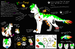 :NEW: D9 reference Sheet by Feline-Basilisk