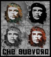 Che Guevara Urban Sprawl by emdos