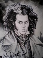 Sweeney Todd by MarinaCardoso