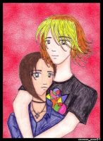 Basil and Wade-Colored Pencils by crimson-rose01