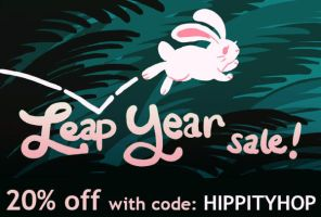 Leap Year Sale by Mamath