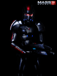 Mass Effect 3 In The Dark (2012) by RedLineR91