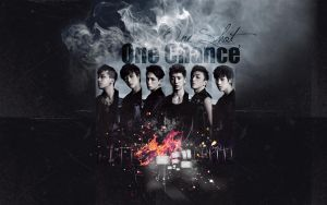 B.A.P One Shot Wallpaper by celniter
