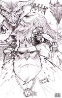 R P G: Sketch by Hexamous