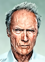 Clint Eastwood-Legend-3 by donvito62