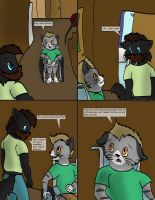 Family Ties Drying Eyes - Ch 13: Pg 59 by allissajoanne4