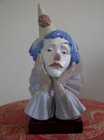 Clown Figurine by Retoucher07030