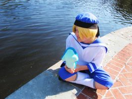 APH Sealand Looking At The Water by RoseGal55