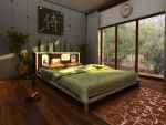 Simple Bedroom by robihartono