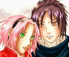 Collab - Stay.SasuSaku by kuroi-ame