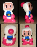 Bomberman Figure by Spring-the-Rabbit