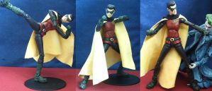 Robin - Damien Wayne - Custom by SomethingGerman