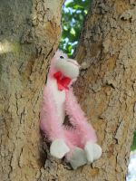 Monkey on a tree 2 by princesskhym