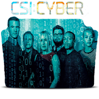 CSI Cyber by Halo296