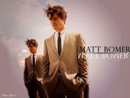 Matt Bomer 'White Collar' by adorkablepsycho23
