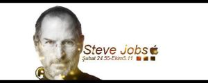 Steve Jobs Sign by napolion06
