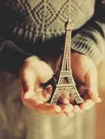 Take me to paris by Blurry-Photography