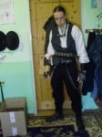 Thug (Steampunk Helloween Outfit) by DracoScatchmore