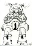 The Almighty KRANG by dannyboy127