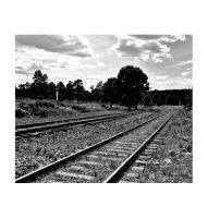 train tracks by choney25