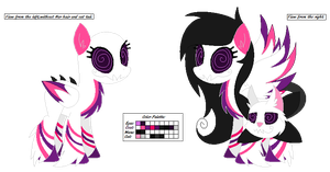 Cat tail pony auction (Closed) by N0RWHY