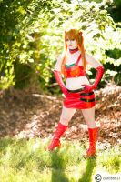 Race Queen Asuka 10 by Lily-in-Leather