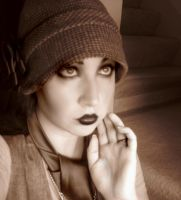 Flapper Makeup by Archer-1