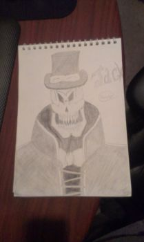 Jack Skull :P by RustyBoots