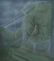 Spiders of the DreamWorld by StormAndy