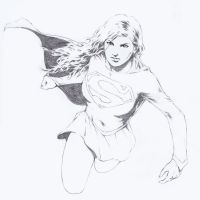 Supergirl... by nicojeremia75
