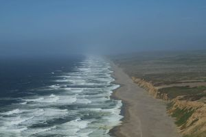 Point Reyes National Seashore - waves GIF by M-Lewis