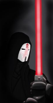 Sith Lord by devilskull555