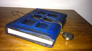 Timelords Journal by blue-moon-legacy