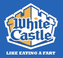 T-Shirt - White Castle by tower015