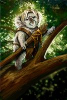 Coco Bear, of the Old Gum Tree by chainSMA